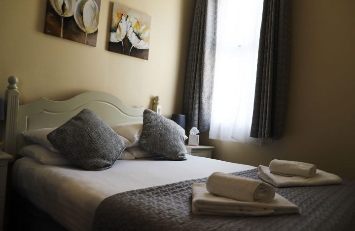Room #11 – Small Double / Single Occupancy with en-Suite
