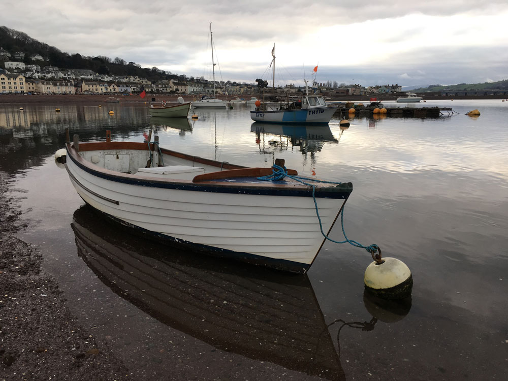 Beautiful places in Teignmouth