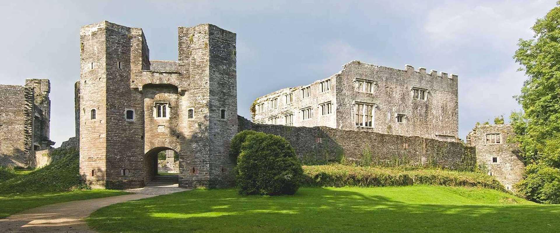 Berry Pomeroy Castle – Devon – 7.69 miles